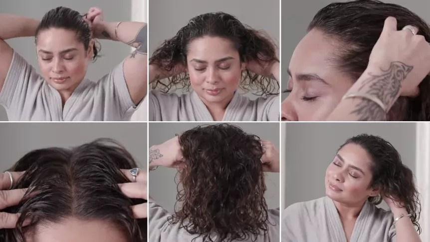 Use Hair Oil