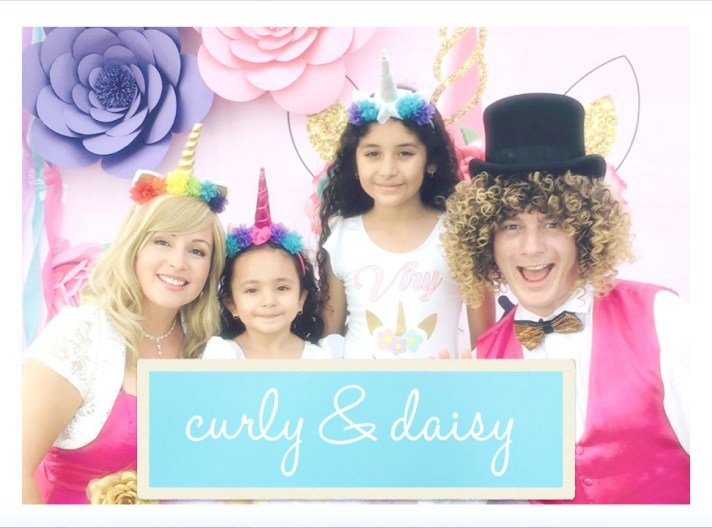 Curly and Daisy 2018