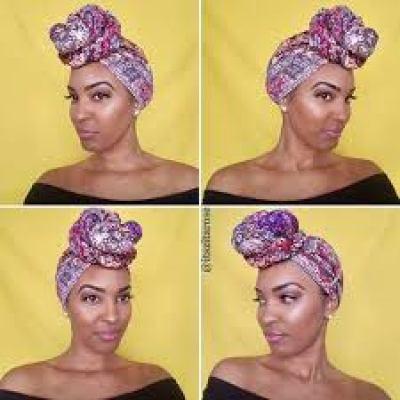 headwrap turban styles
