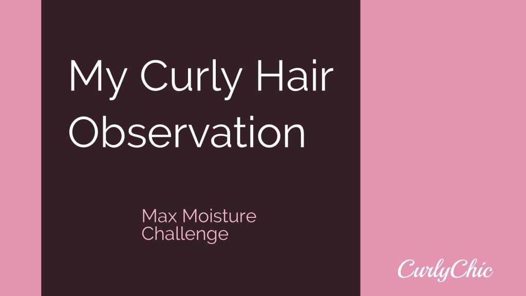 curly hair observation