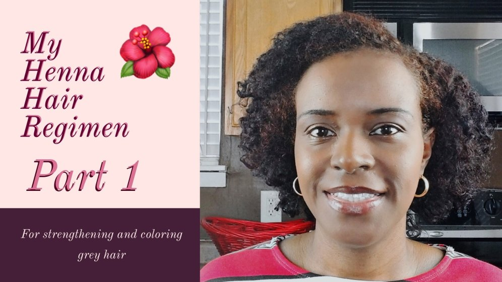 henna hair regimen