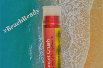 Safe Lip Stain Tints Sunset Crush, Safe Lip Stain Tint Sunset Crush