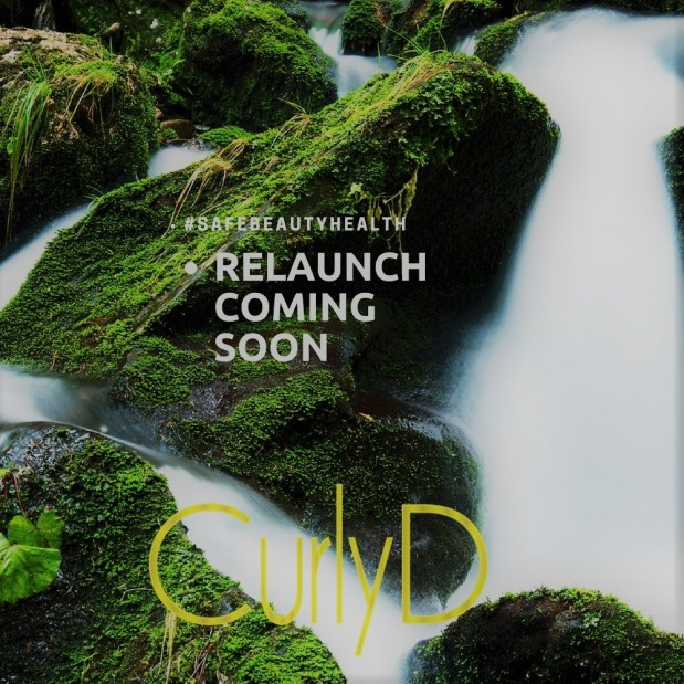 Curly D Relaunch