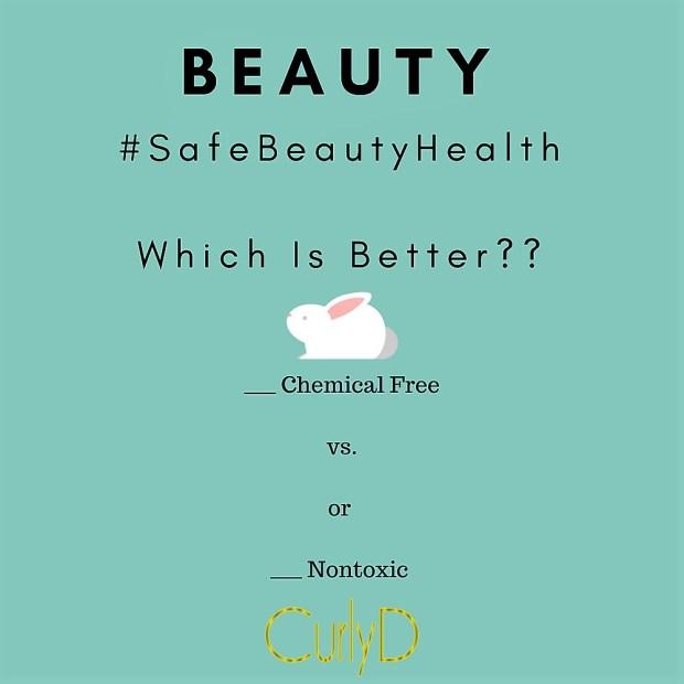 Curly D Safe Beauty Health