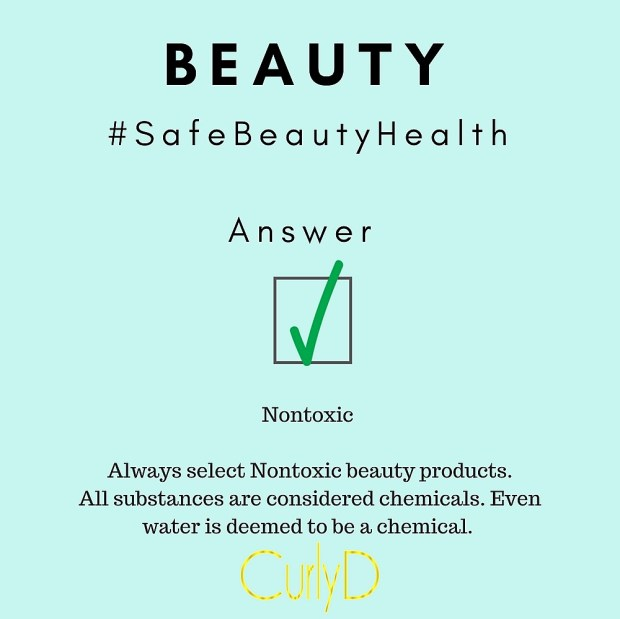 Curly D Safe Beauty Health 2