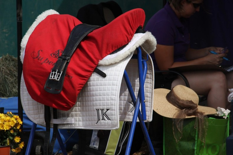 tack is different for each horse but there are some basic parts common to 90% of horses equipment