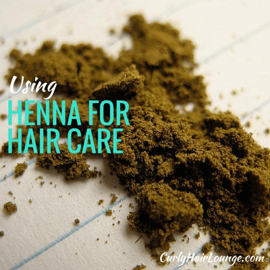 henna hair care