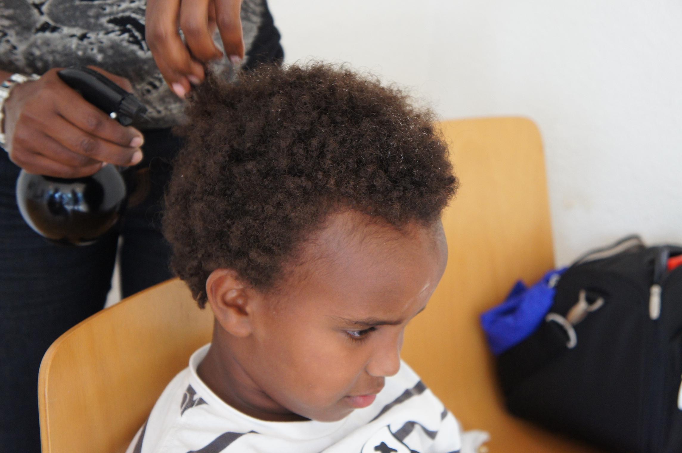 Frisuren Curly Kids Seite 2