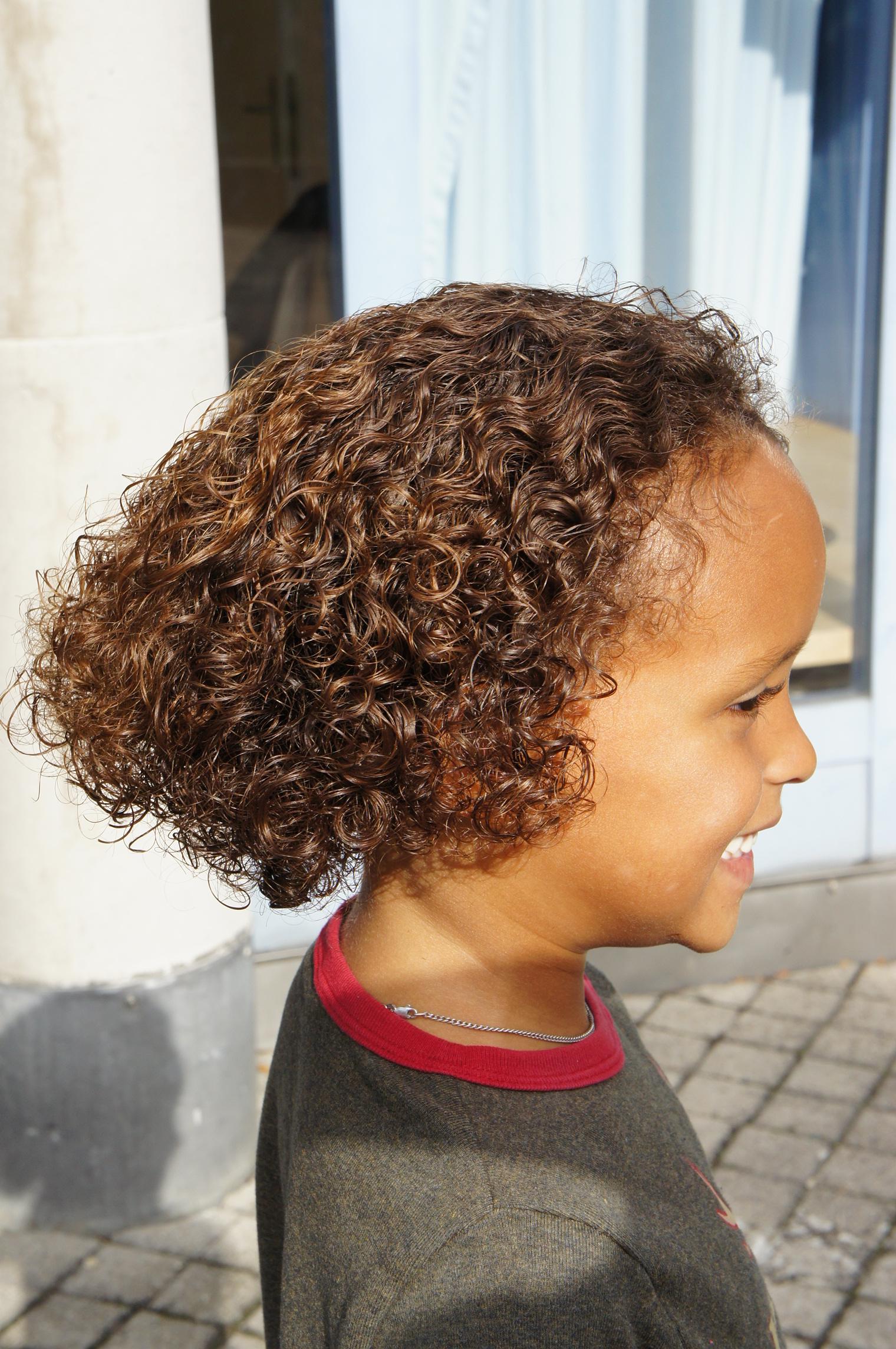 Haare Schneiden Junge Maschine