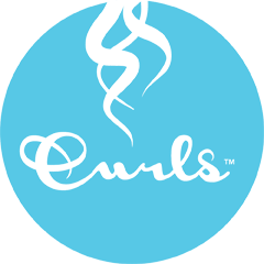 Curly Girl Approved Curls Manfacturers Logo