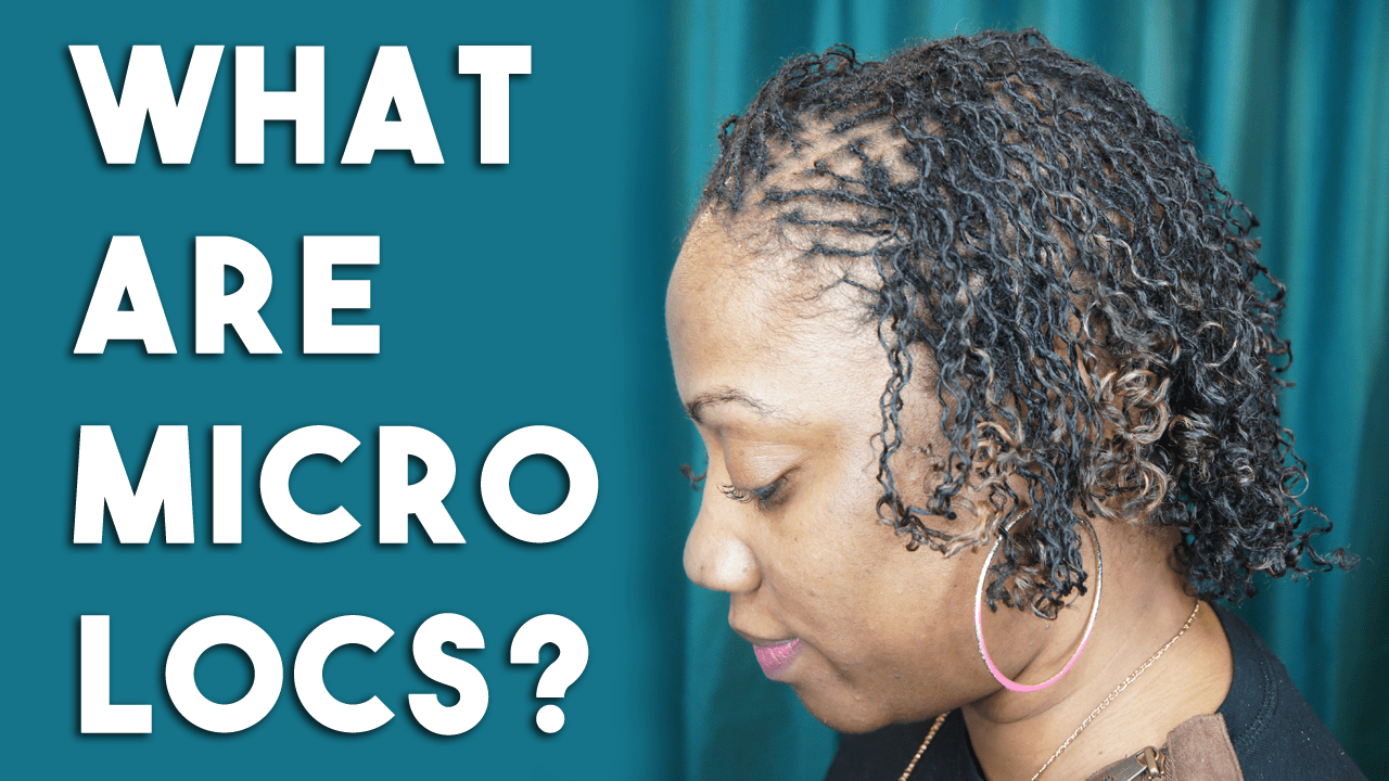 What Are The Different Types Of Microlocs CurlyNuGrowth