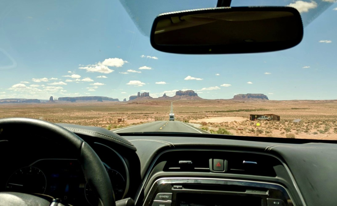 Road Trip Monument Valley