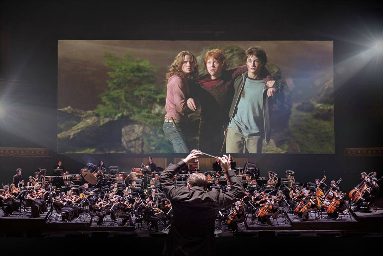 Watch Harry Potter With A Live Orchestra At Dubai Opera | Curly Tales