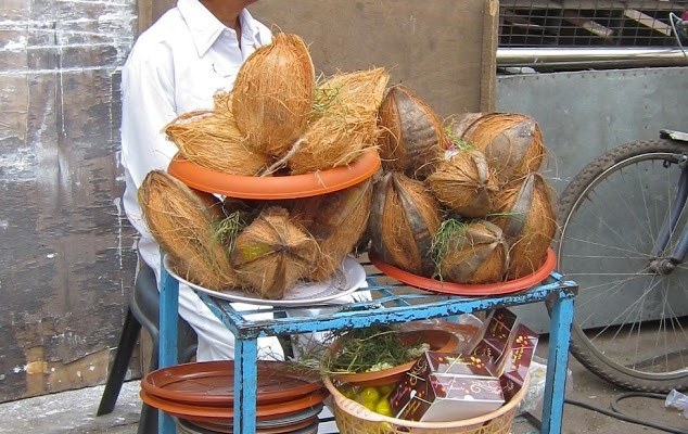 Ganesh Chaturthi 2012, Pune: crowds, queues and coconuts
