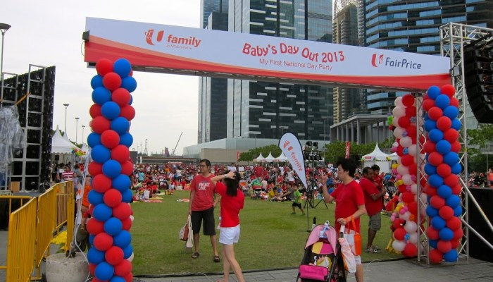 Singapore's National Day 2013