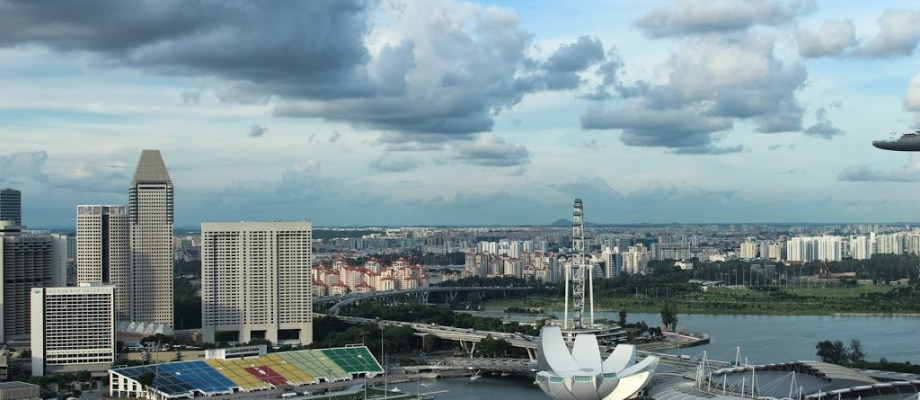 Is Singapore sterile and boring?