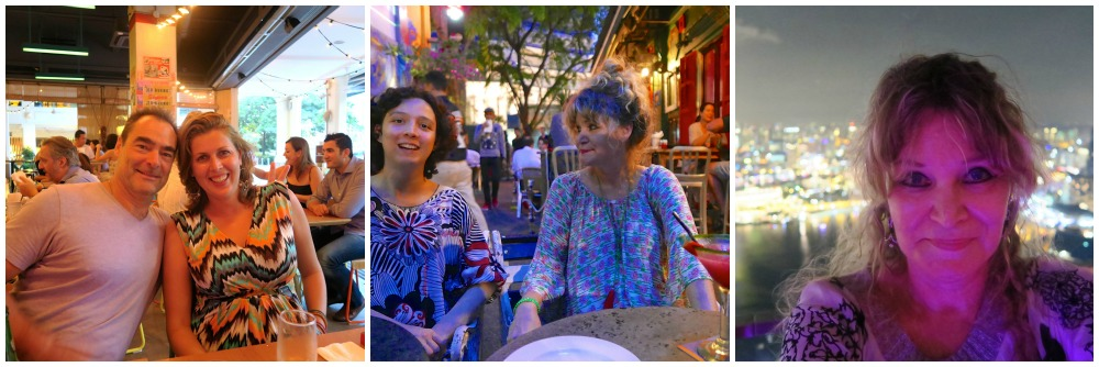friends in Singapore |curlytraveller.com