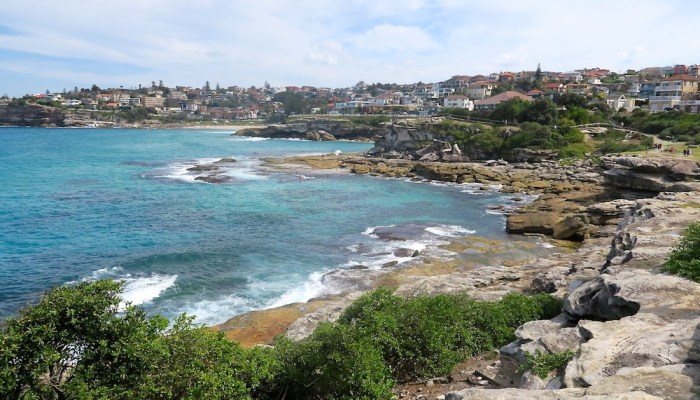A must-do in Sydney – the coastal walk from Bondi to Bronte