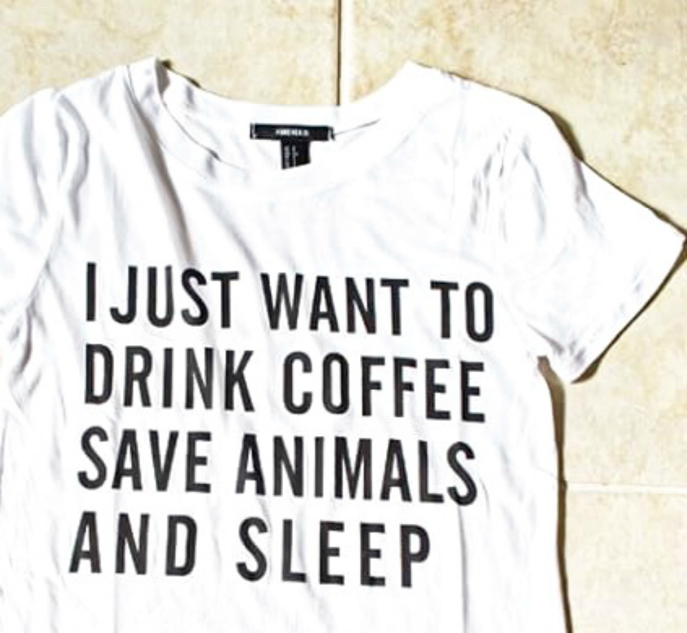 quote about coffee and animal care |curlytraveller.com