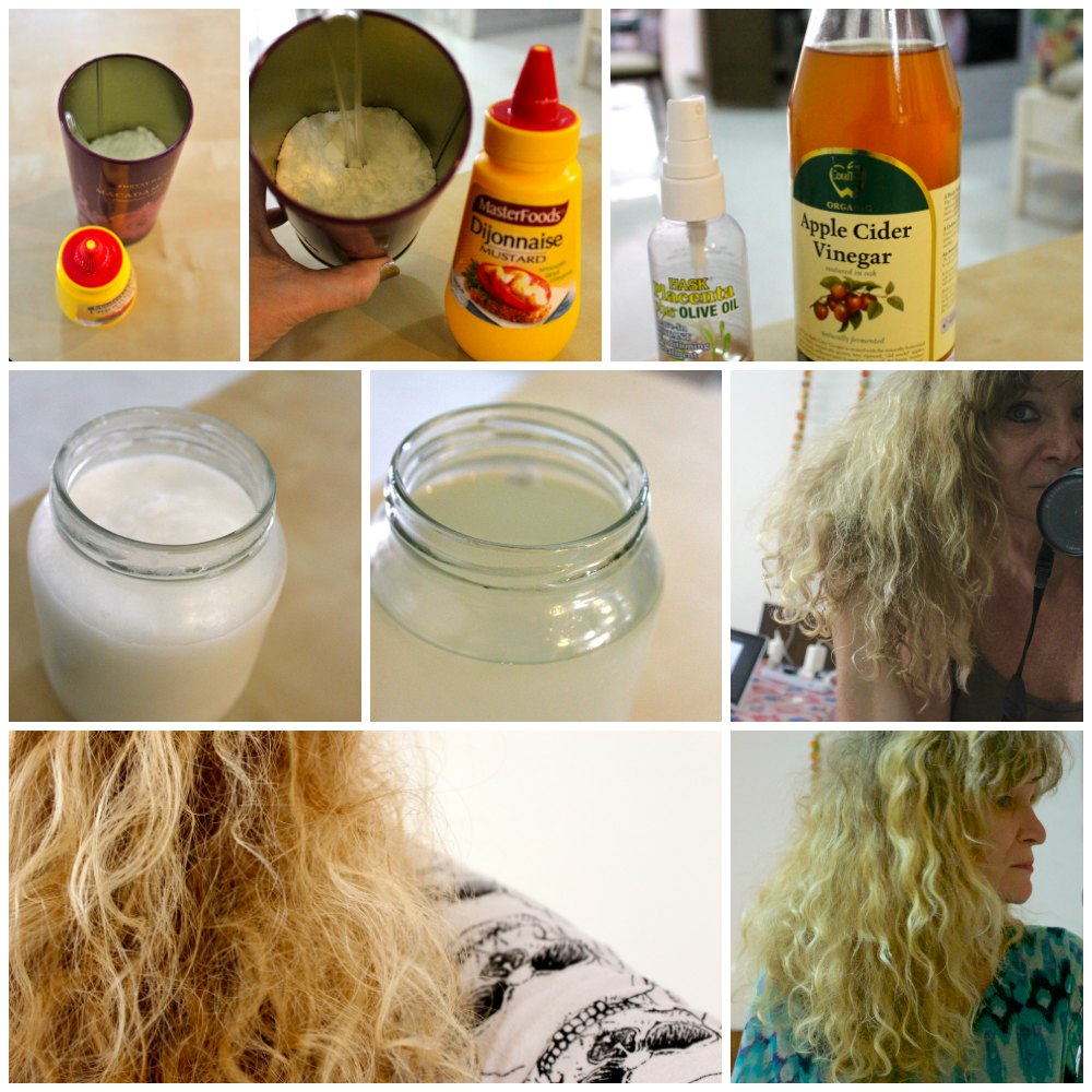 No poo method and frizzy hair |curlytraveller.com