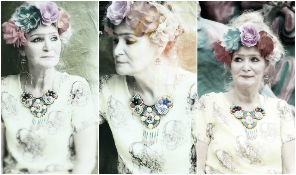 Nostalgic pictures of woman |curlytraveller.com