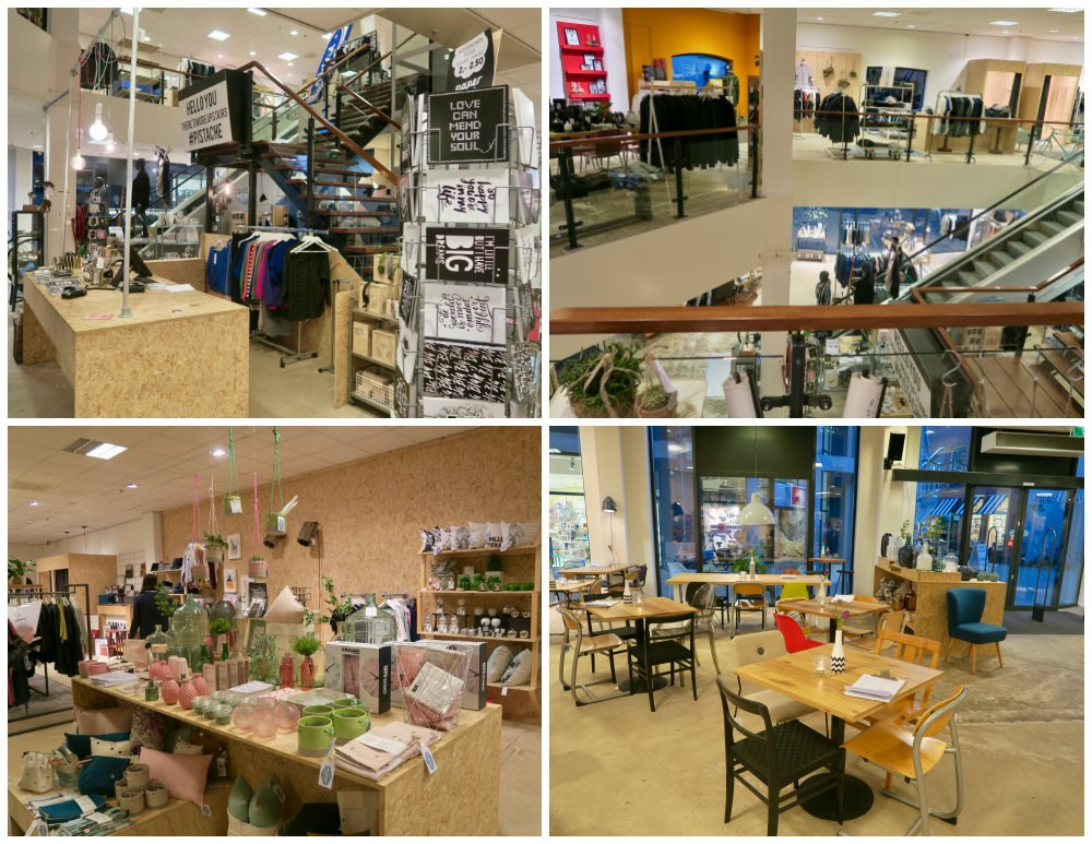 Inside concept-store Pistache Zwolle, the Netherlands |curlytraveller.com
