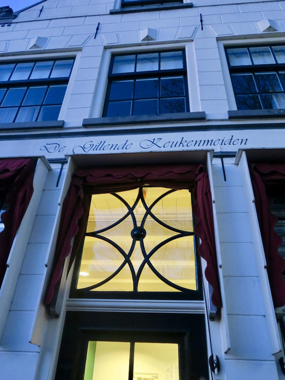 Gillende Keukenmeiden in Zwolle; retail and food and beverage |curlytraveller.com