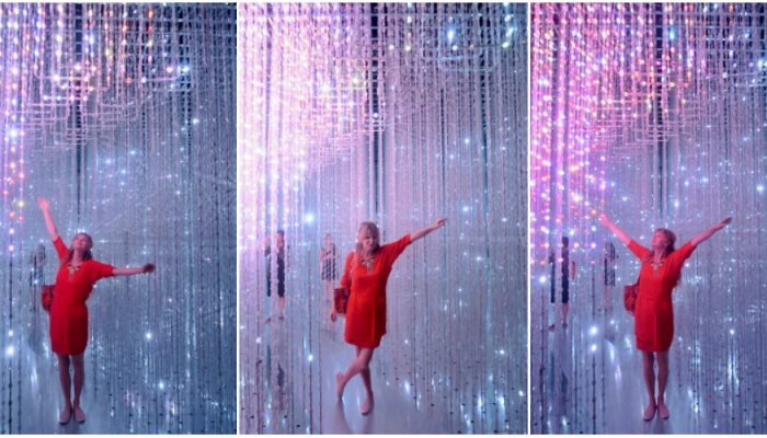 Be-dazzled by Crystal Universe at ArtScienceMuseum Singapore
