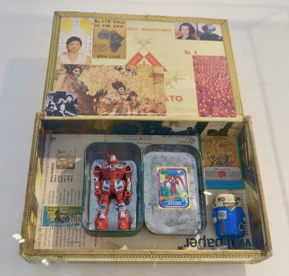 Memory box by Roldan at Taksu Singapore |curlytraveller.com