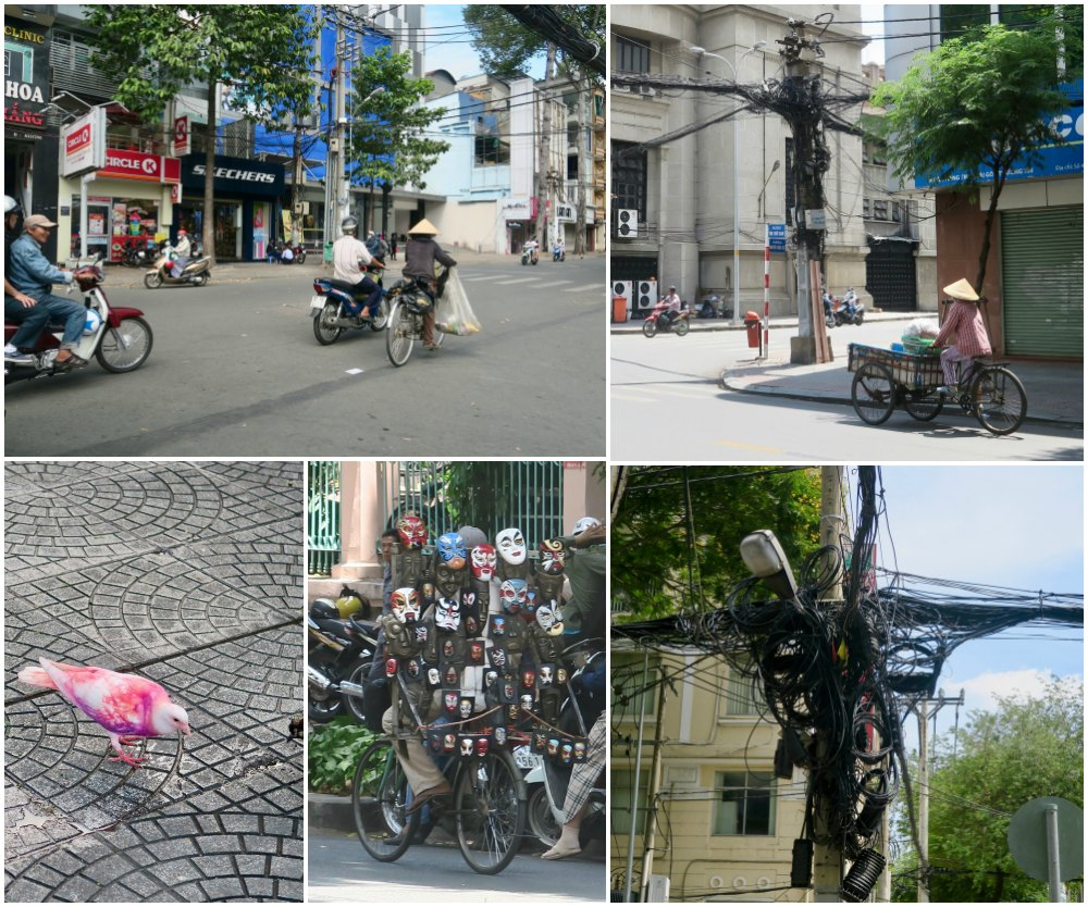 Weird things in the streets of Saigon |curlytraveller.com