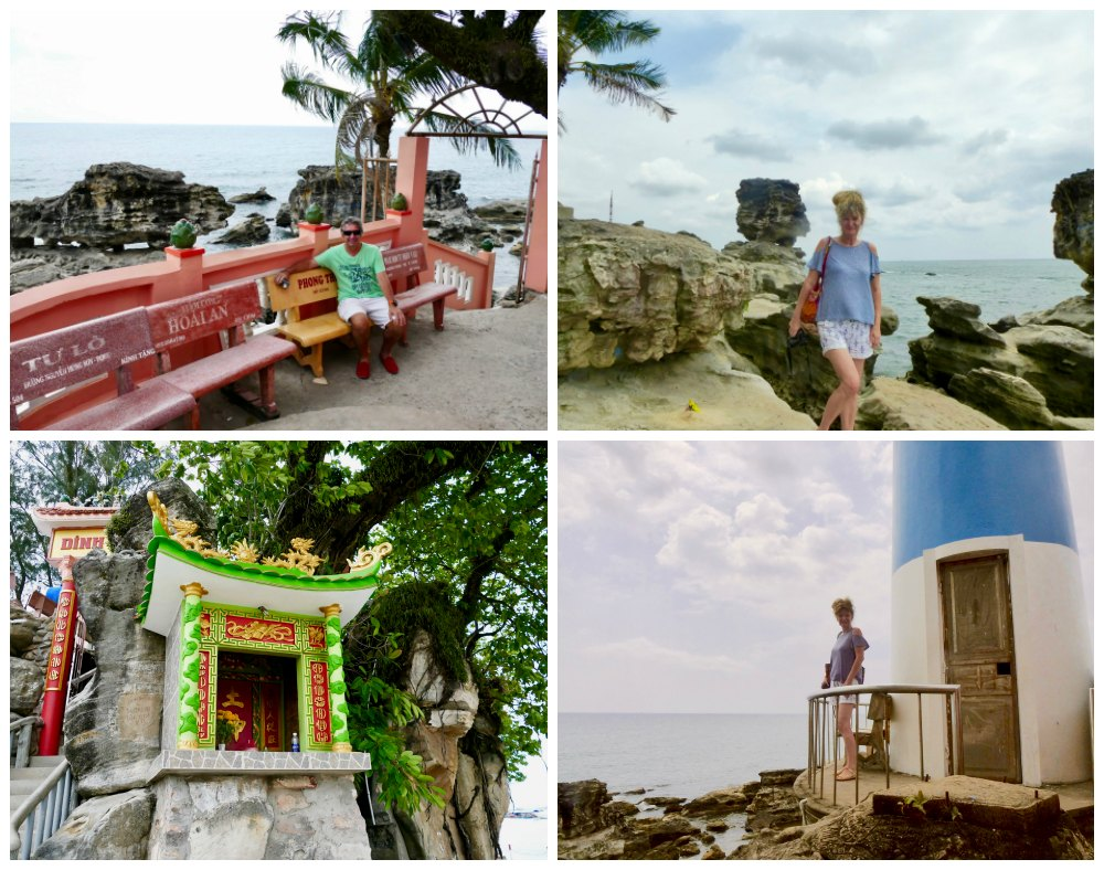 Dinh Cau rock temple in Duong Dong |curlytraveller.com