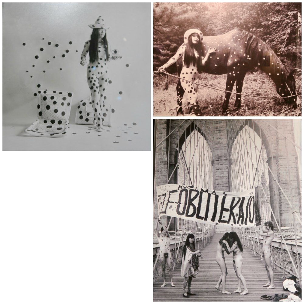 Pictures from Yahoo Kusama in the USA |curlytraveller.com