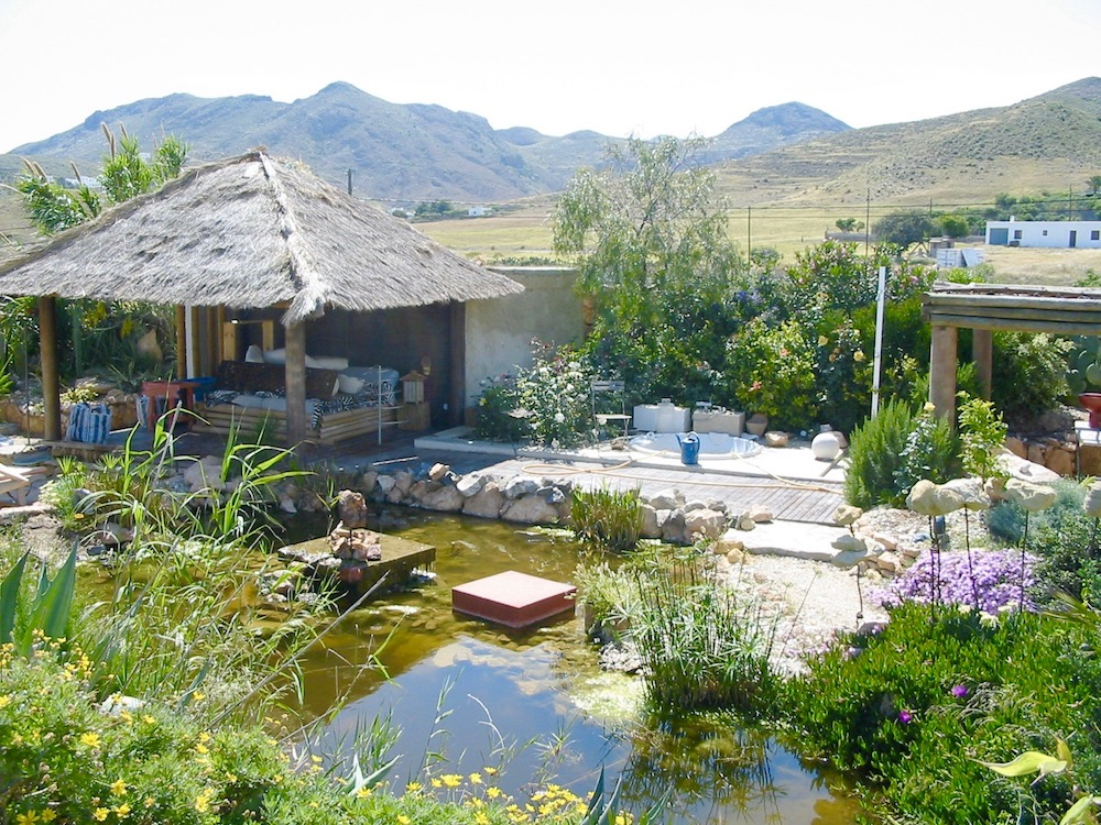 Tropical garden in the south of Spain |curlytraveller.com