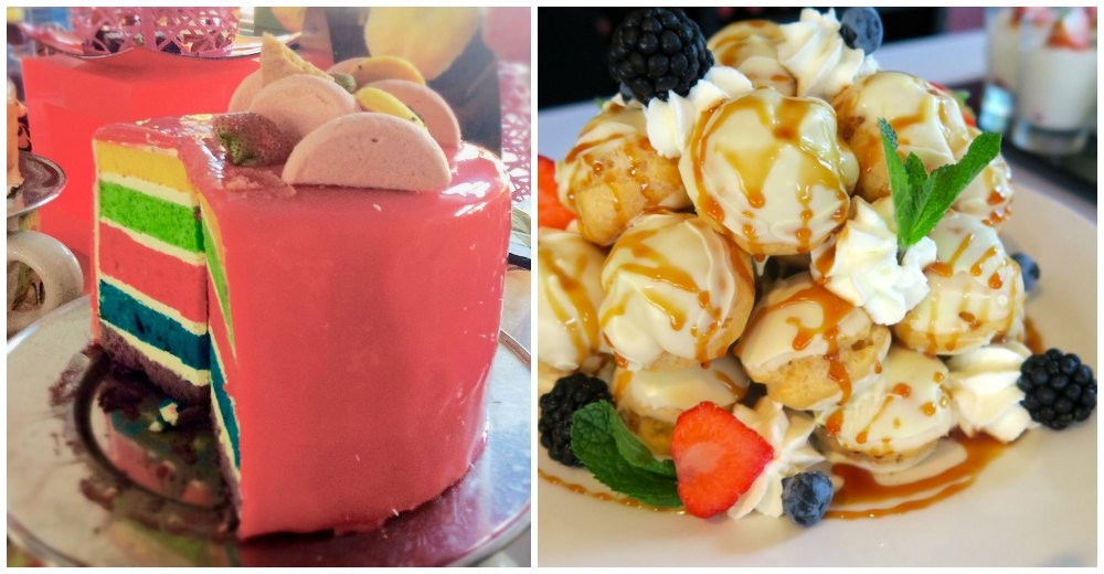 Yummy cakes |curlytraveller.com