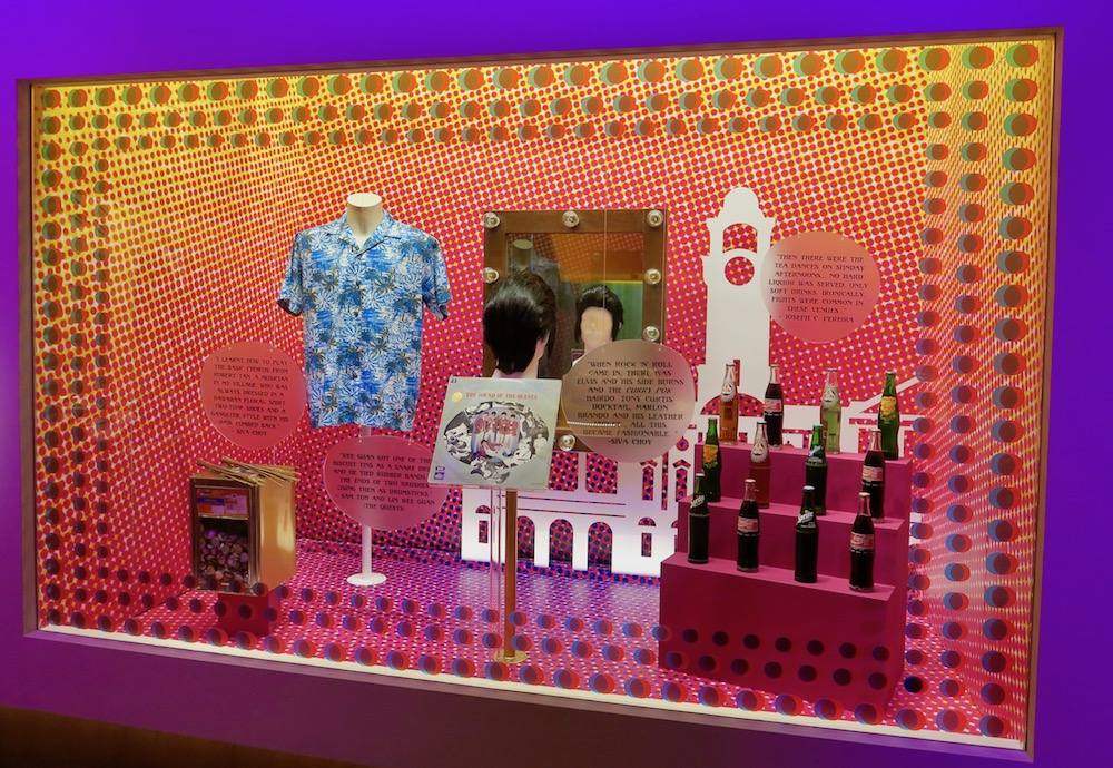 Growing up display in National Museum Singapore |curlytraveller.com