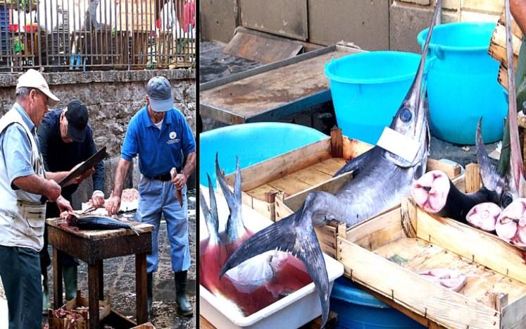 1. targ rybny Catania 2