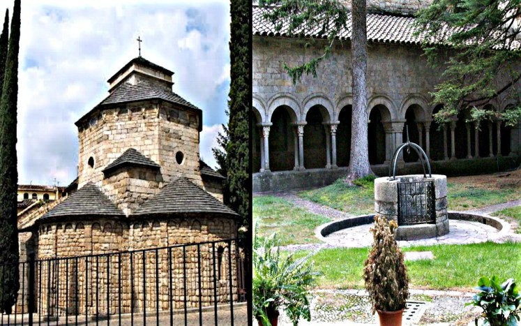 9. Sant Nicolau i klasztor Sant Pere de Galligants