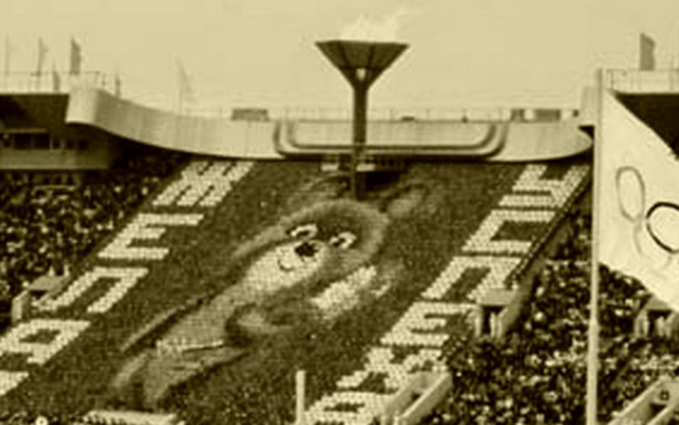 35. Olympic Games in Moscow and bowls , olympics