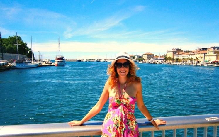 36. Zadar brama morska