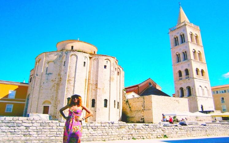 36. kościół Św. Donata i Forum