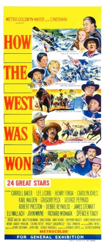 How the West was Won - The Pictures