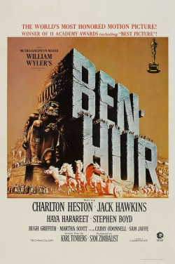 Poster - Ben-Hur (1959) - The Pictures