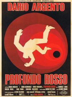 Deep Red Dario Argento Profondo Rosso
