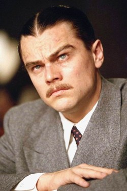 pretty Leonardo di Caprio in The Aviator