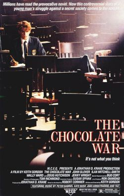 Keith Gordon The Chocolate War