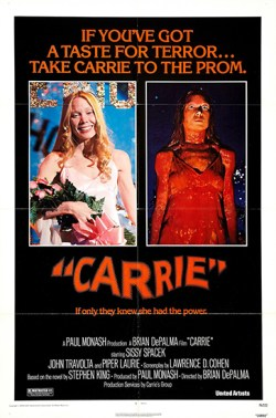 female villain carrie