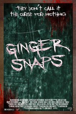 female villain ginger snaps