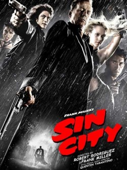 comics marvel dc sin city