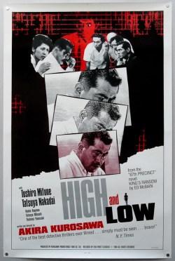 Akira Kurosawa High and Low