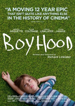 Boyhood and lucy linklater